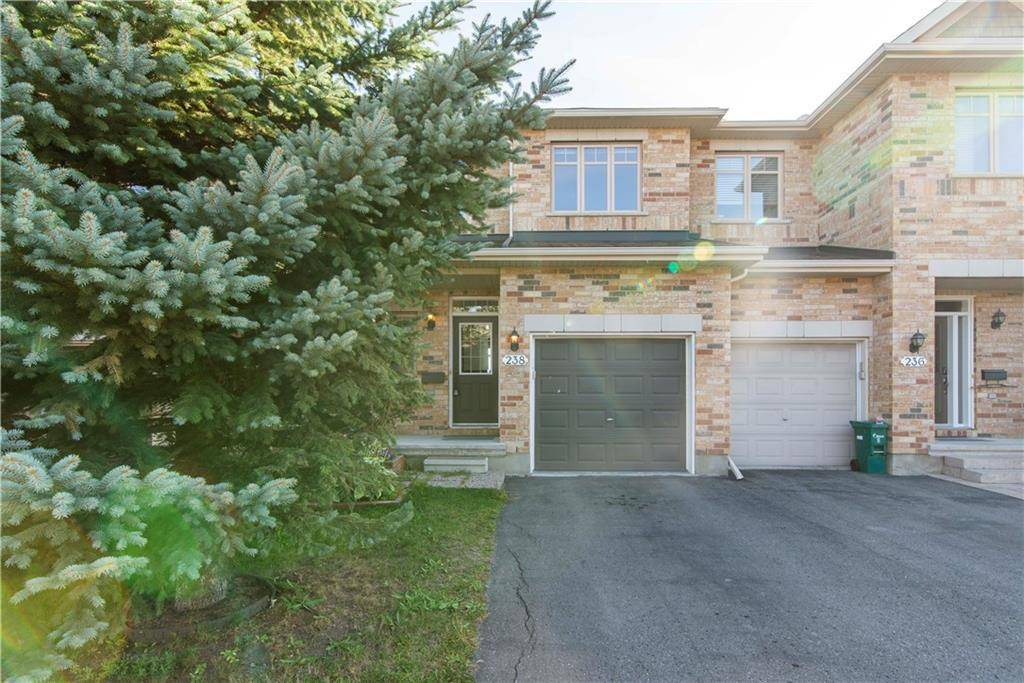 Townhouse for sale at 238 Eye Bright Cres Ottawa Ontario - MLS: 1169412