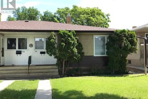 Townhouse for sale at 238 Froom Cres Regina Saskatchewan - MLS: SK770979