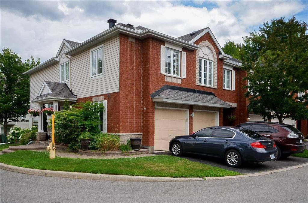 Townhouse for sale at 238 Gladeview Pt Ottawa Ontario - MLS: 1160991