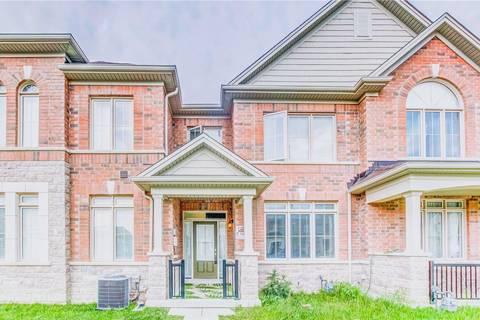 Townhouse for sale at 238 Inspire Blvd Brampton Ontario - MLS: W4475503