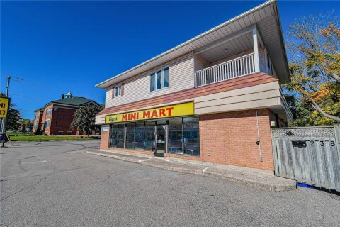 Commercial property for lease at 238 Kent St Kawartha Lakes Ontario - MLS: X5001747
