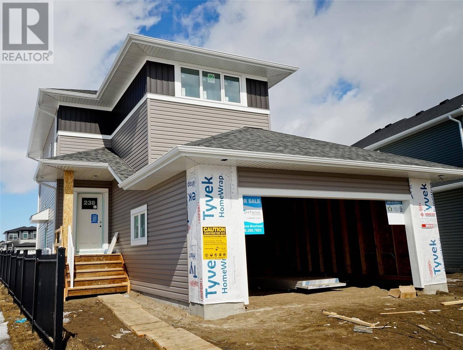 House for sale at 238 Labine Bnd  Saskatoon Saskatchewan - MLS: SK804736