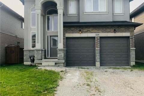 House for rent at 238 Medici Ln Hamilton Ontario - MLS: X4956358