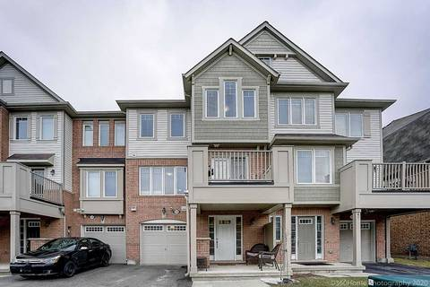 Townhouse for sale at 238 Mortimer Cres Milton Ontario - MLS: W4736213