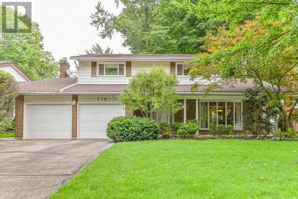 House for sale at 238 Park Lawn Pl Waterloo Ontario - MLS: 30757271