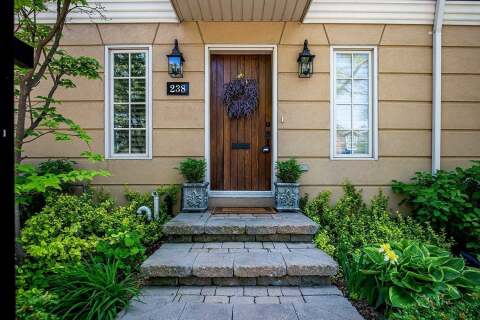 Townhouse for sale at 238 Randall St Oakville Ontario - MLS: W4776672