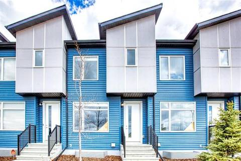 Townhouse for sale at 238 Redstone Blvd Northeast Calgary Alberta - MLS: C4281542