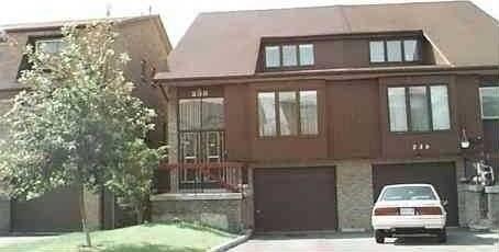Townhouse for rent at 238 Robert Hicks Dr Toronto Ontario - MLS: C4424174