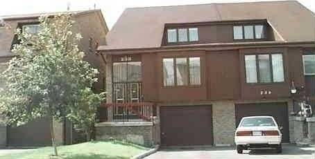 Townhouse for rent at 238 Robert Hicks Dr Toronto Ontario - MLS: C4424174