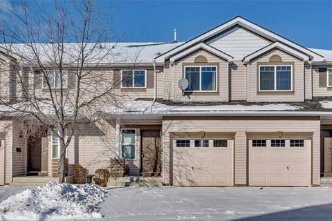 Townhouse for sale at 238 Rocky Vista Circ Northwest Calgary Alberta - MLS: C4285080