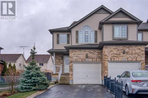 Townhouse for sale at 238 Sophia Cres Kitchener Ontario - MLS: 30744842