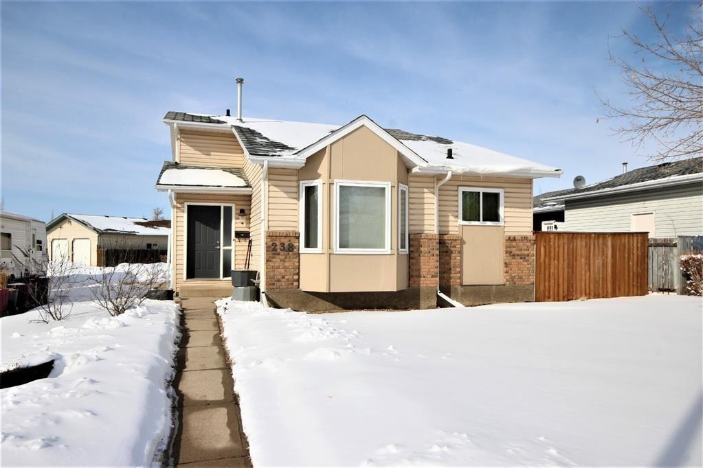 House for sale at 238 Westridge Dr Blackfalds Alberta - MLS: CA0183760