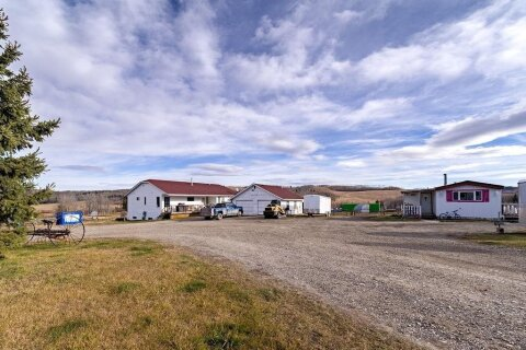 House for sale at 2380 Drive Dr W Rural Foothills County Alberta - MLS: C4288086
