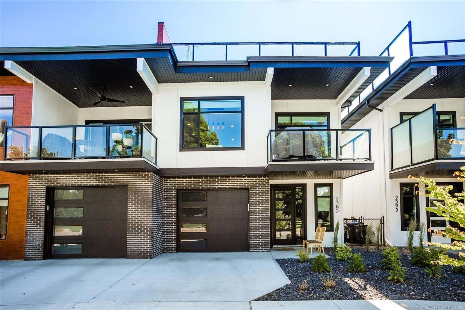 Townhouse for sale at 2385 Aberdeen St Kelowna British Columbia - MLS: 10208388