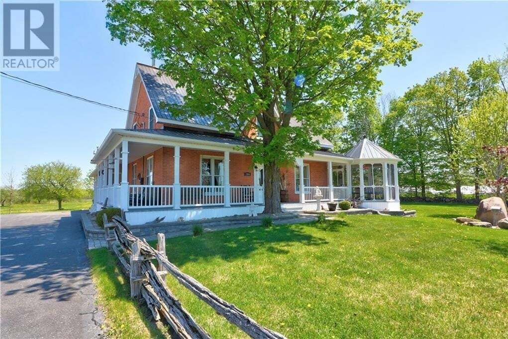 House for sale at 2385 Cassburn Rd L'orignal Ontario - MLS: 1193321