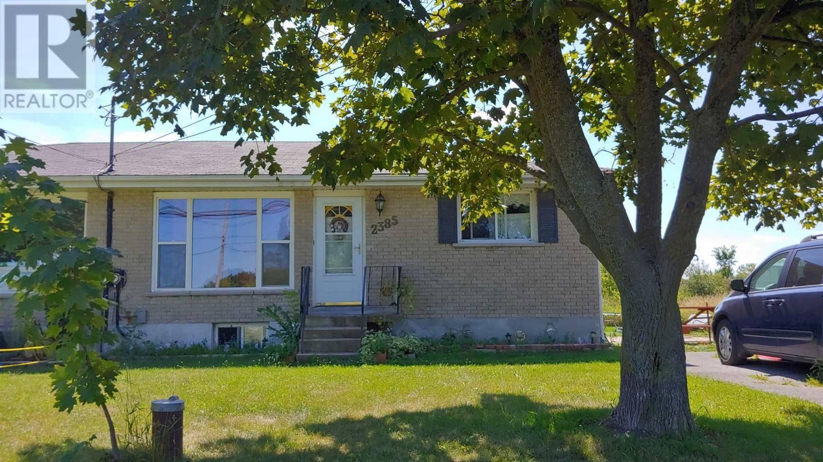 House for sale at 2385 Mcivor Rd Kingston Ontario - MLS: K19005393