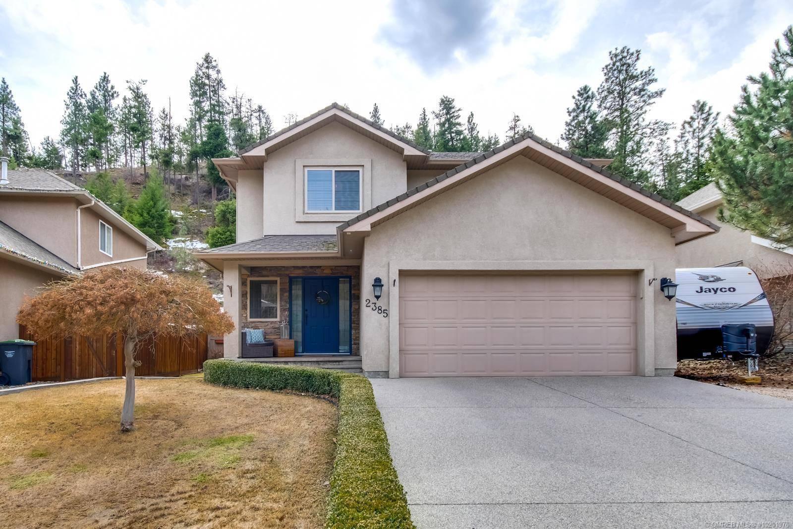 House for sale at 2385 Selkirk Dr Kelowna British Columbia - MLS: 10201976