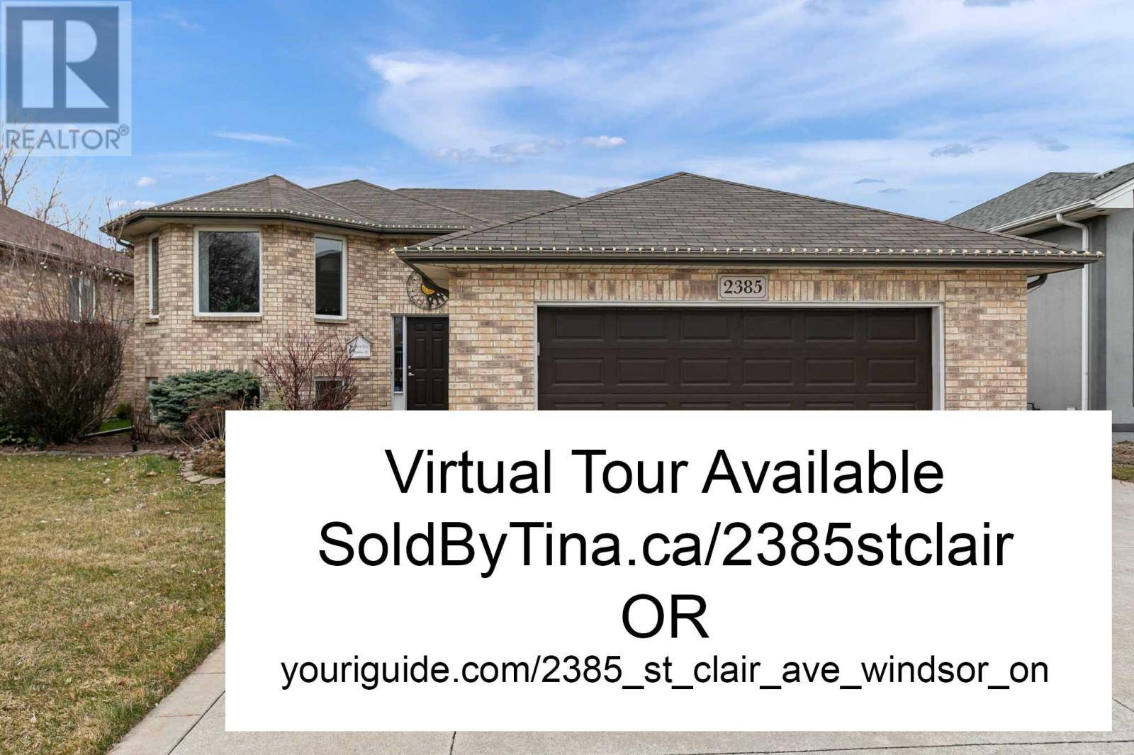 House for sale at 2385 St. Clair Ave Windsor Ontario - MLS: 20003495
