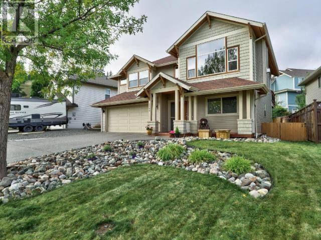 House for sale at 2386 Bramble Ln Kamloops British Columbia - MLS: 153593
