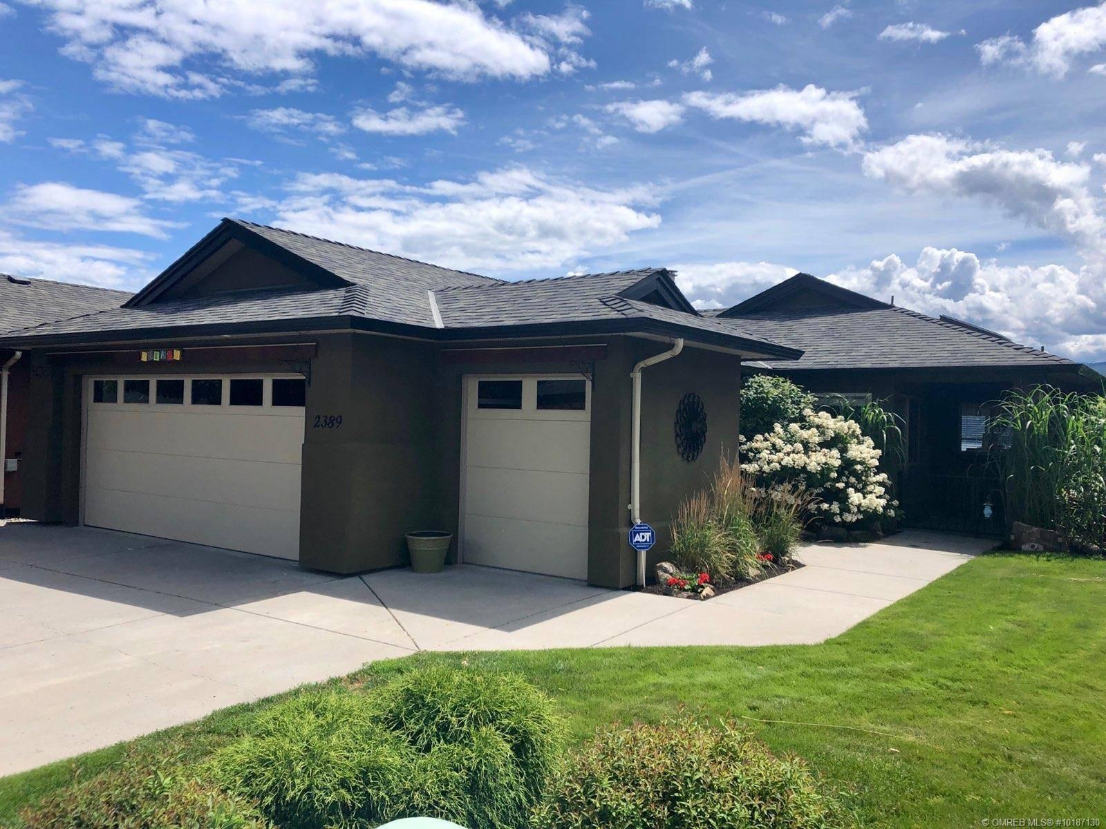 House for sale at 2389 Mesa Vista Ct Westbank British Columbia - MLS: 10187130
