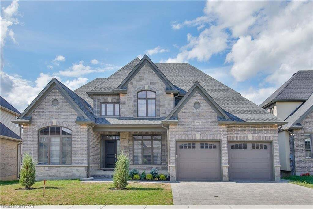 House for sale at 2389 Torrey Pines Wy London Ontario - MLS: 278442