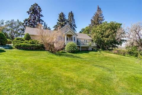 House for sale at 2389 Walburn Rd Kelowna British Columbia - MLS: 10182564