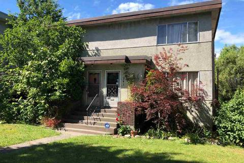 Townhouse for sale at 241 16th Ave E Unit 239-241 Vancouver British Columbia - MLS: R2378907