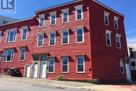 Townhouse for sale at 241 Waterloo St Unit 239 Saint John New Brunswick - MLS: NB027946