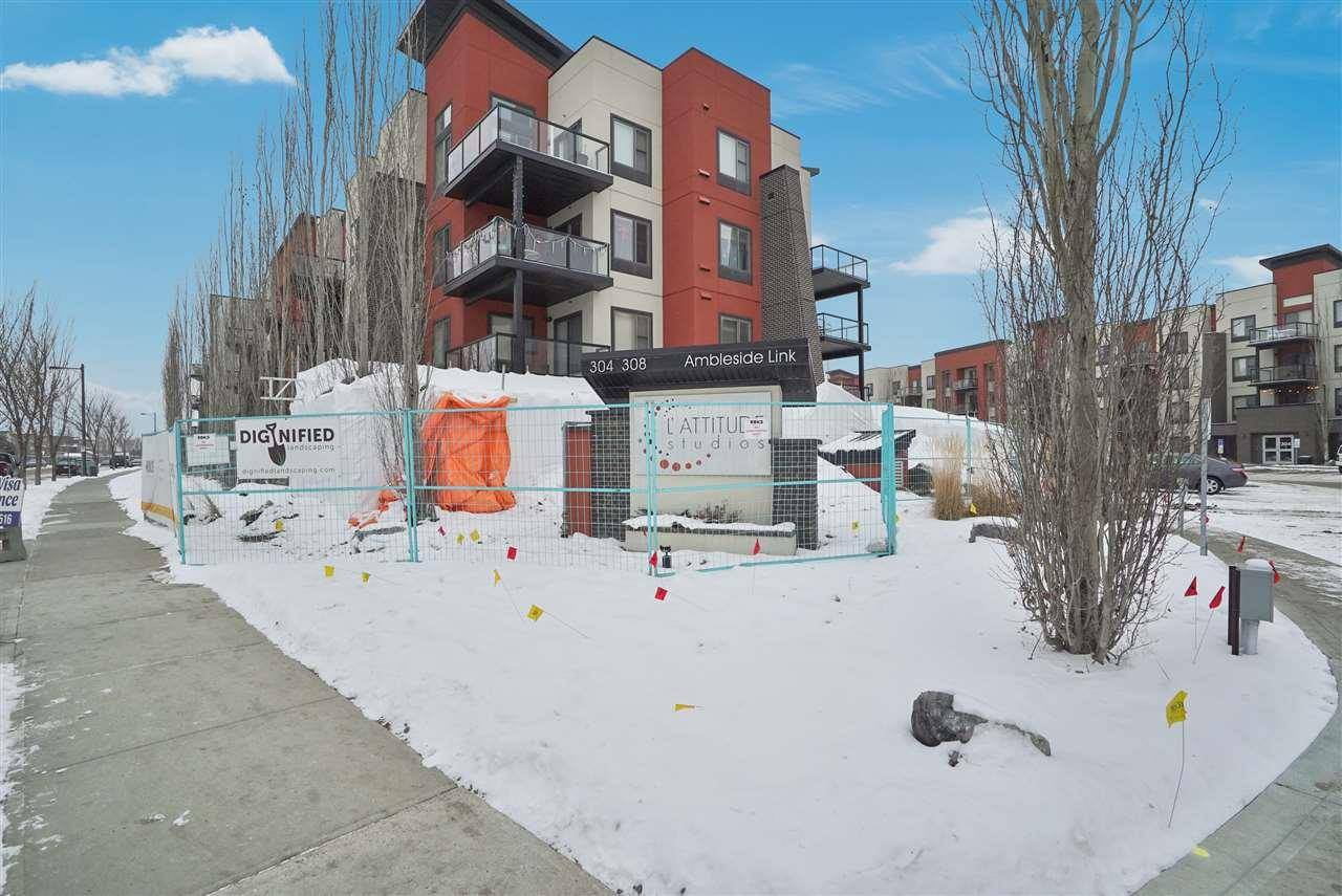 Condo for sale at 308 Ambleside Li Sw Unit 239 Edmonton Alberta - MLS: E4173392