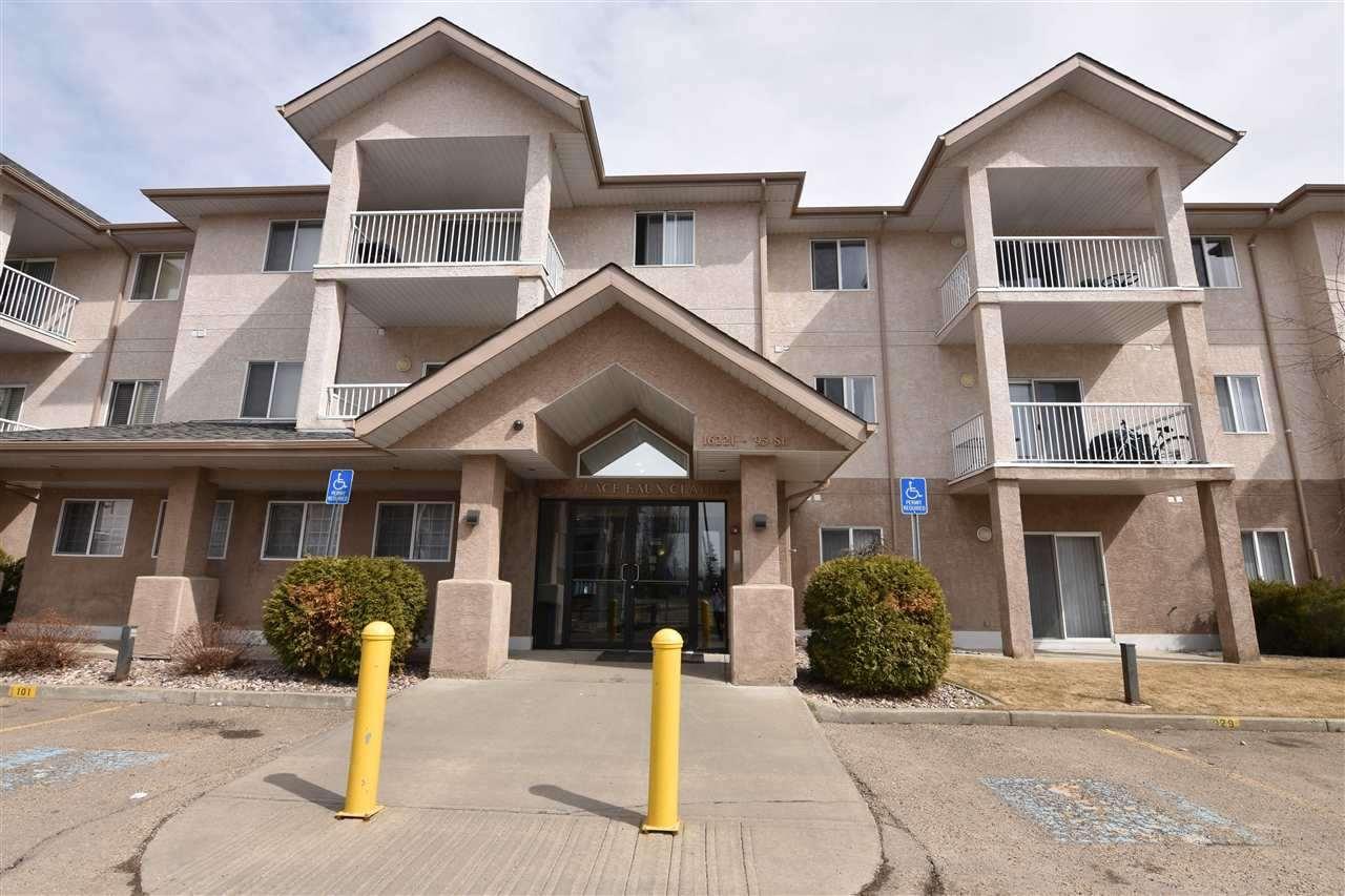 Buliding: 9525 162 Avenue, Edmonton, AB