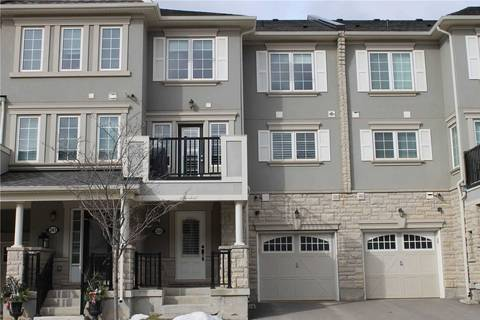 Townhouse for rent at 239 Betsy Dr Oakville Ontario - MLS: W4679841