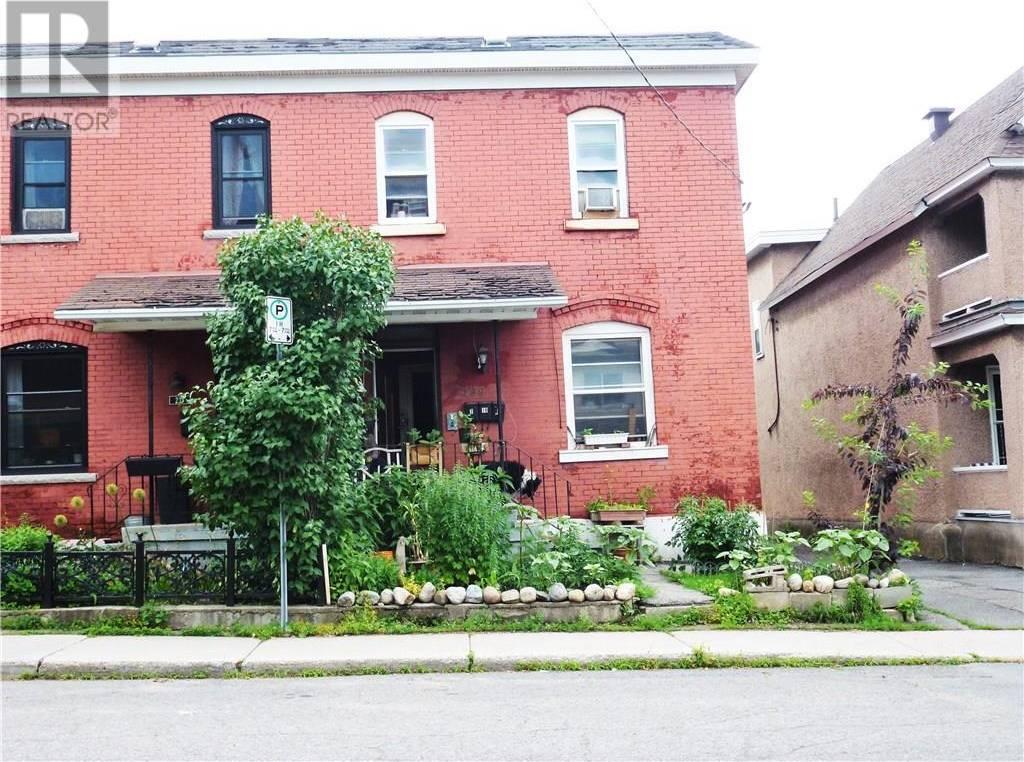 House for sale at 239 Cambridge St N Ottawa Ontario - MLS: 1174795