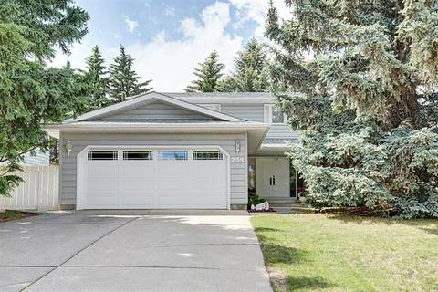 House for sale at 239 Canova Pl Southwest Calgary Alberta - MLS: C4257577