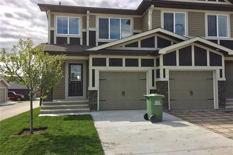 Townhouse for sale at 239 Clydesdale Ave Cochrane Alberta - MLS: C4265892
