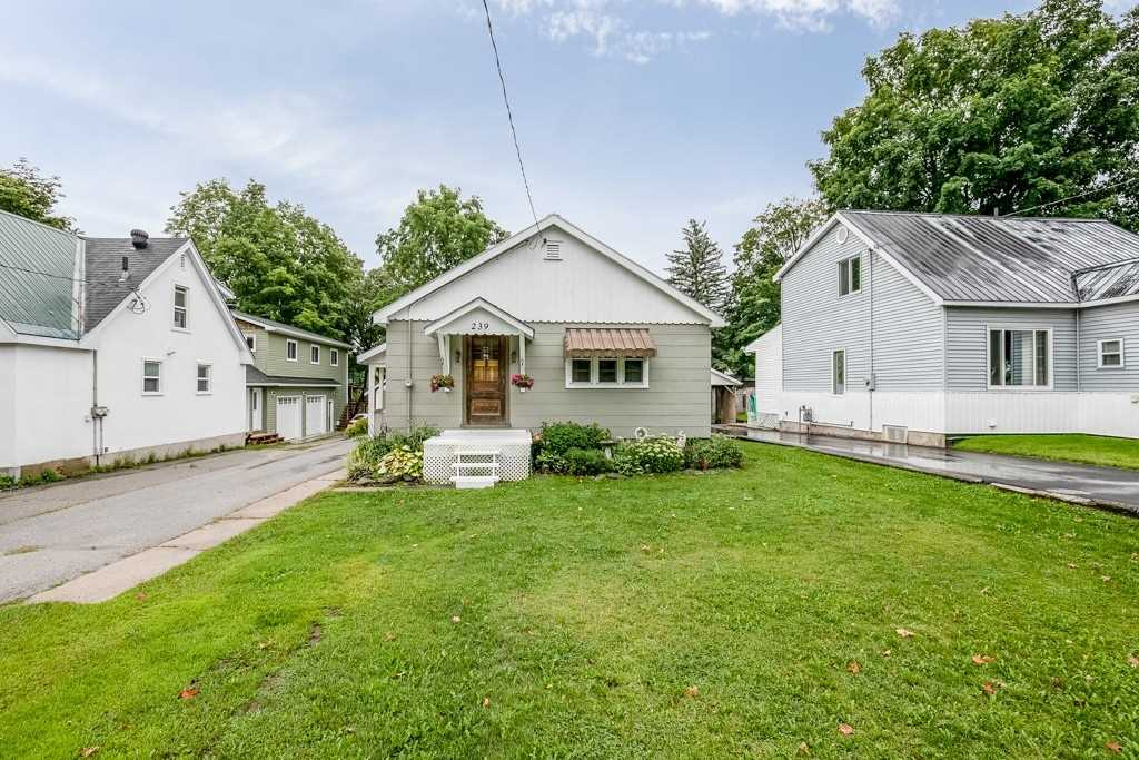 For Sale: 239 Colborne Street West, Orillia, ON | 2 Bed, 2 Bath House for $319000.00. See 16 photos!