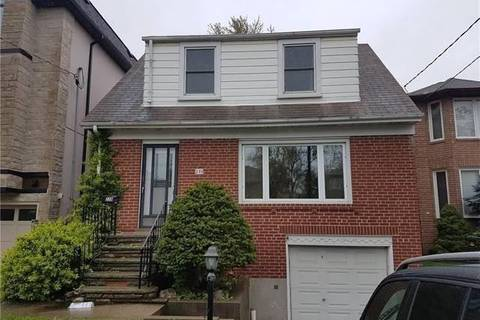 House for rent at 239 Kingsdale Ave Toronto Ontario - MLS: C4576366