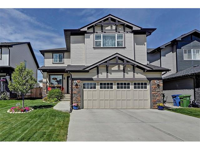 Sold: 239 Kingston Way Southeast, Airdrie, AB