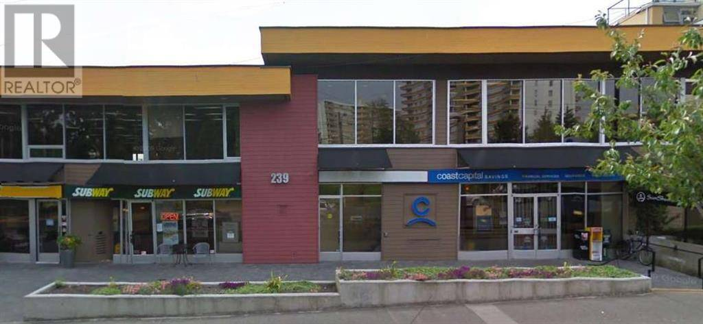 Commercial property for lease at 239 Menzies St Victoria British Columbia - MLS: 405970