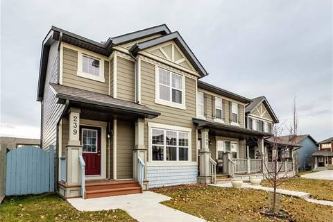 Townhouse for sale at 239 Panamount Wy Northwest Calgary Alberta - MLS: C4247583