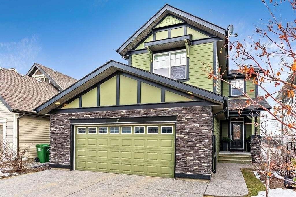 House for sale at 239 Sunset Vw Sunset Ridge, Cochrane Alberta - MLS: C4282465
