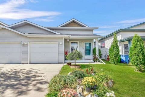 Townhouse for sale at 239 Willowbrook Cs NW Airdrie Alberta - MLS: A1028347