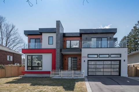 House for sale at 2390 Cliff Rd Mississauga Ontario - MLS: W4480297