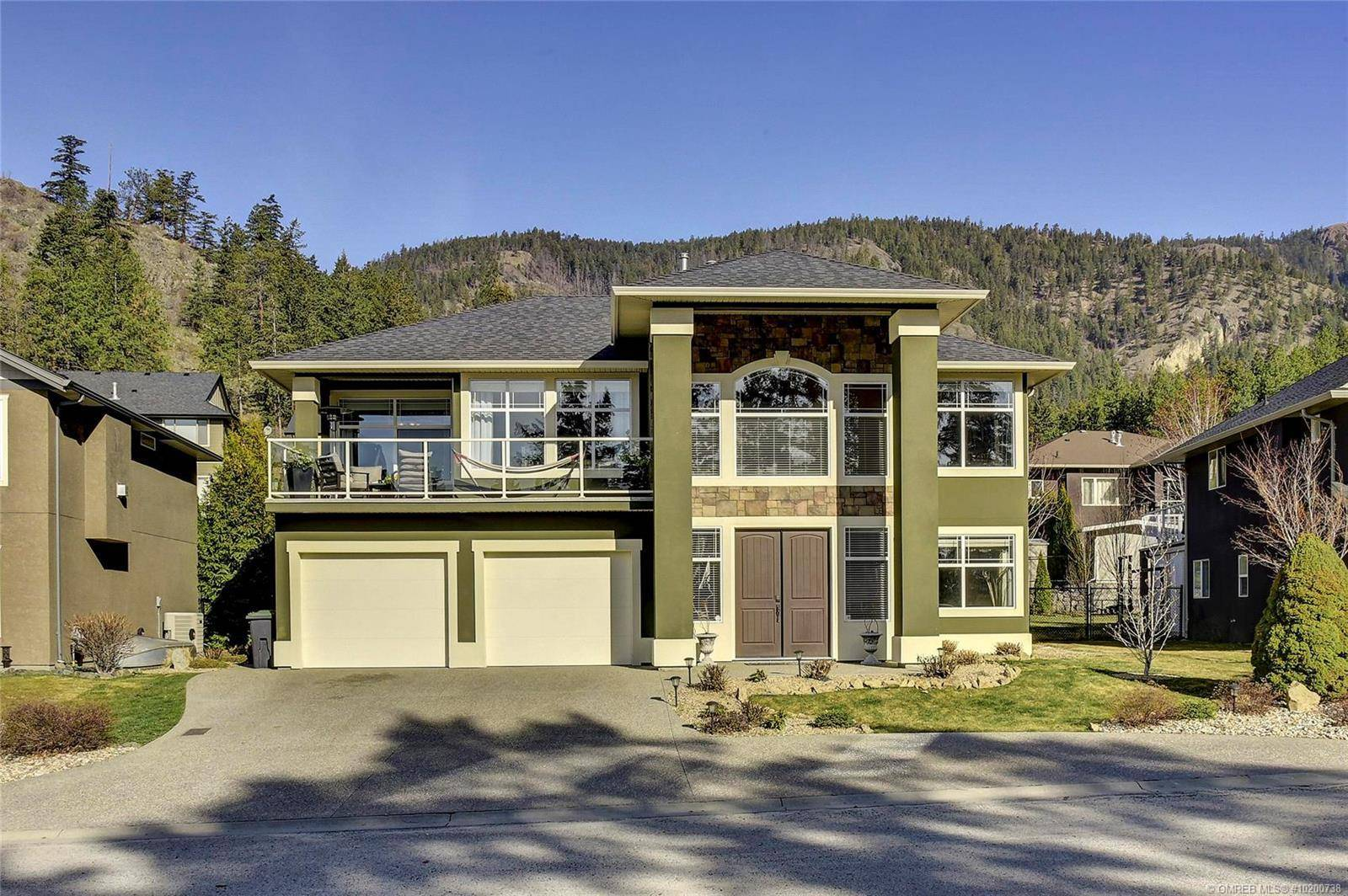 House for sale at 2390 Cobblestone Rd West Kelowna British Columbia - MLS: 10200738