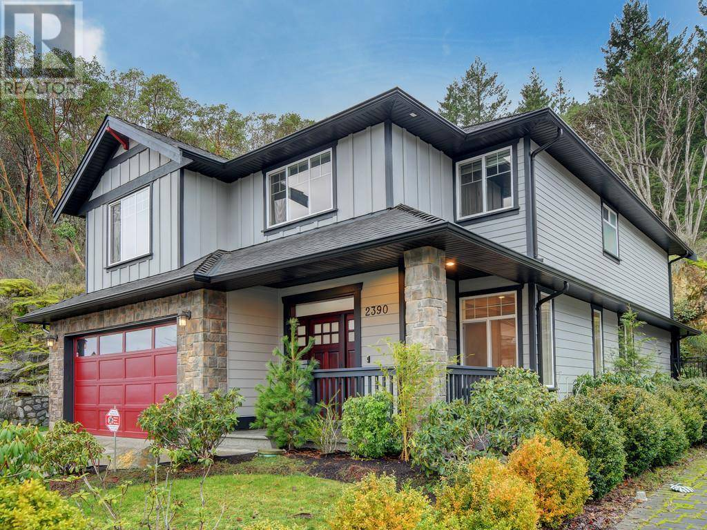 House for sale at 2390 Echo Valley Dr Victoria British Columbia - MLS: 419873