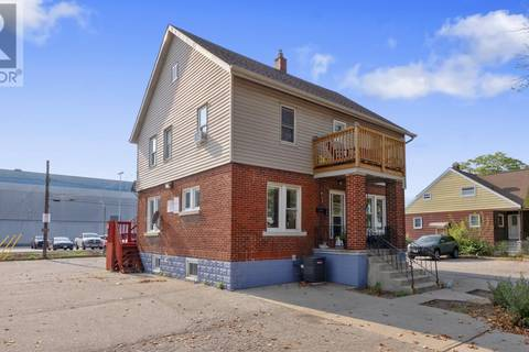 Townhouse for sale at 2391 Cadillac  Windsor Ontario - MLS: 19014773