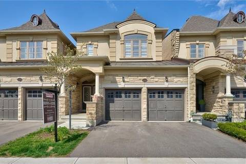 Townhouse for sale at 2391 Chateau Common  Oakville Ontario - MLS: W4355598