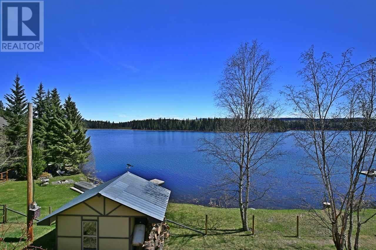 Home for sale at 2391 Starlike Lake Rd Horsefly British Columbia - MLS: R2456133