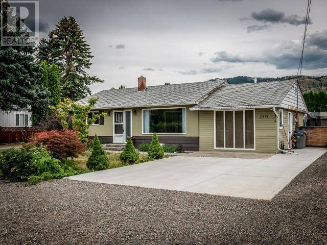 House for sale at 2391 Tranquille Rd Kamloops British Columbia - MLS: 152301
