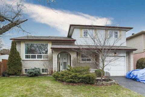 House for sale at 2391 Ventura Dr Oakville Ontario - MLS: W4729911