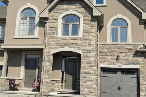 Townhouse for sale at 2392 Natasha Circ Oakville Ontario - MLS: W4824518
